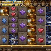 dynamite riches megaways slot game
