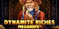 Cover art for Dynamite Riches Megaways slot