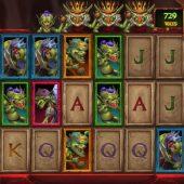 evil goblins xBomb slot game