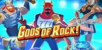 Cover art for Gods of Rock slot