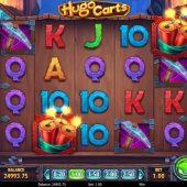 hugo carts slot game