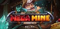 Cover art for Mega Mine slot