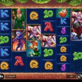santa's big bash megaways slot game