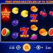 the fruit megaways slot game