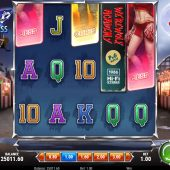 the wild class slot game