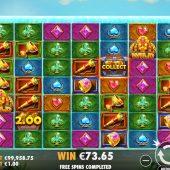 bermuda riches slot game