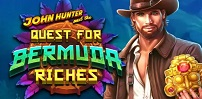Cover art for Bermuda Riches slot