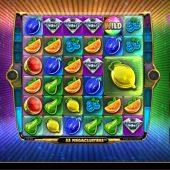 diamond fruits megaclusters slot game