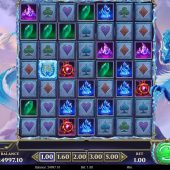 legend of the ice dragon slot game