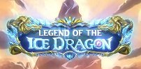 Cover art for Legend of the Ice Dragon slot
