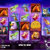 mystic chief slot game