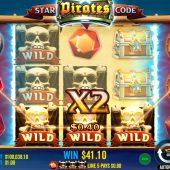 star pirates code slot game