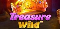 Cover art for Treasure Wild slot